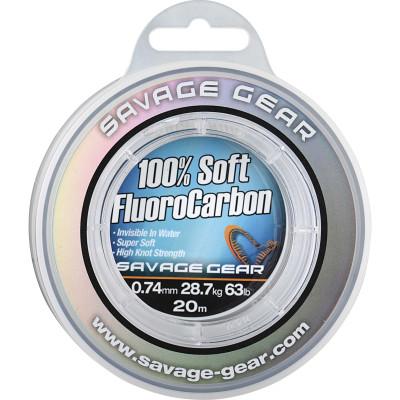 Savage Gear Soft Fluorocarbon