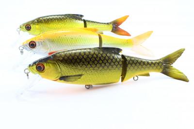 Savage Gear 3D Roach Lipster 13 cm 18,2 cm