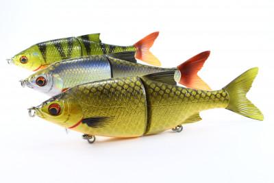 Savage Gear 3D Roach Shine Glider 13,5 18 cm