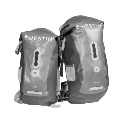 Westin W6 Roll Top Backpack Angelrucksack