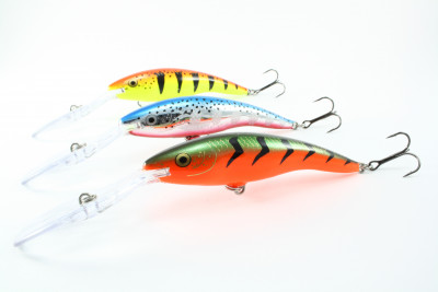 Rapala Deep Tail Dancer 7 cm 9 cm 11 cm 13 cm