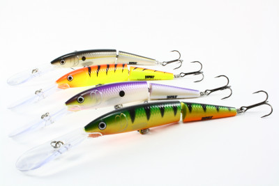 Rapala Jointed Deep Husky Jerk 12 cm Wobbler