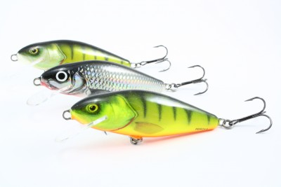 Salmo Perch Floating 8 cm 12 cm