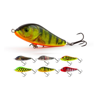 Salmo Rattlin Slider Floating 8 cm 11 cm
