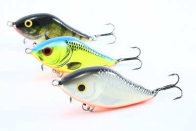 Salmo Slider Floating 7 cm 10 cm