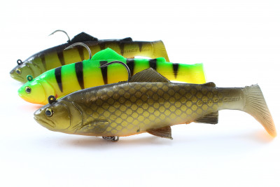 Savage Gear 3D Trout Rattle Shad 12,5 cm Gummifisch