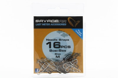 Savage Gear Needle Snaps