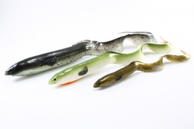 Savage Gear Real Eel Loose Body 15 cm 20 cm 30 cm
