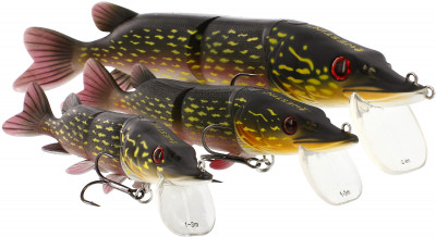 Westin Mike the Pike 17 cm 20 cm 28 cm Hybrid