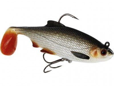 Westin Ricky the Roach Rigged 'N Ready 10 cm Gummifisch