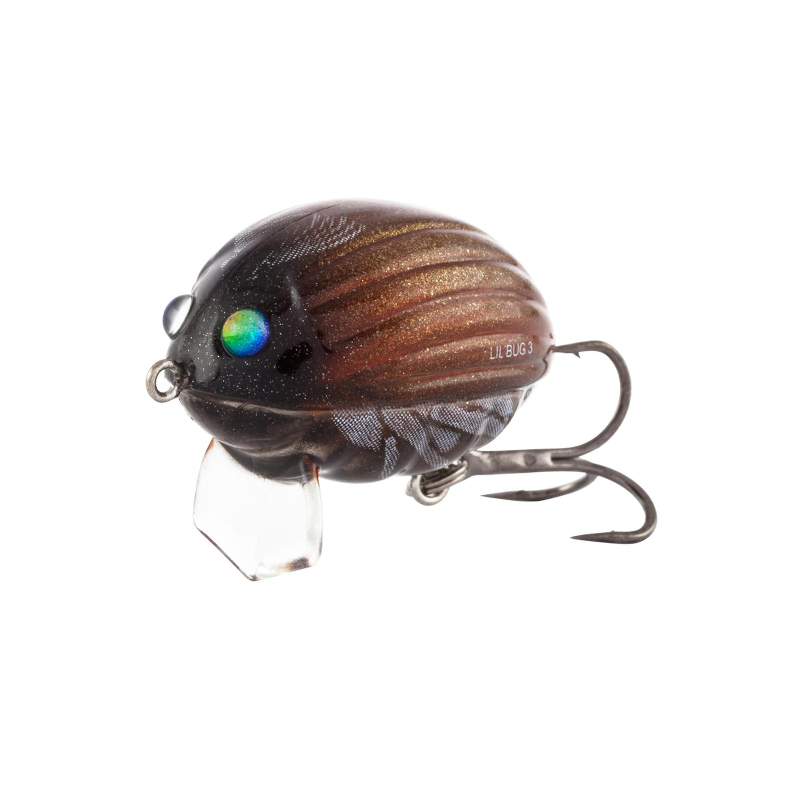 Salmo Lil Bug Floating 2cm 2,8g Ladybird Wobbler Raubfisch-Shop