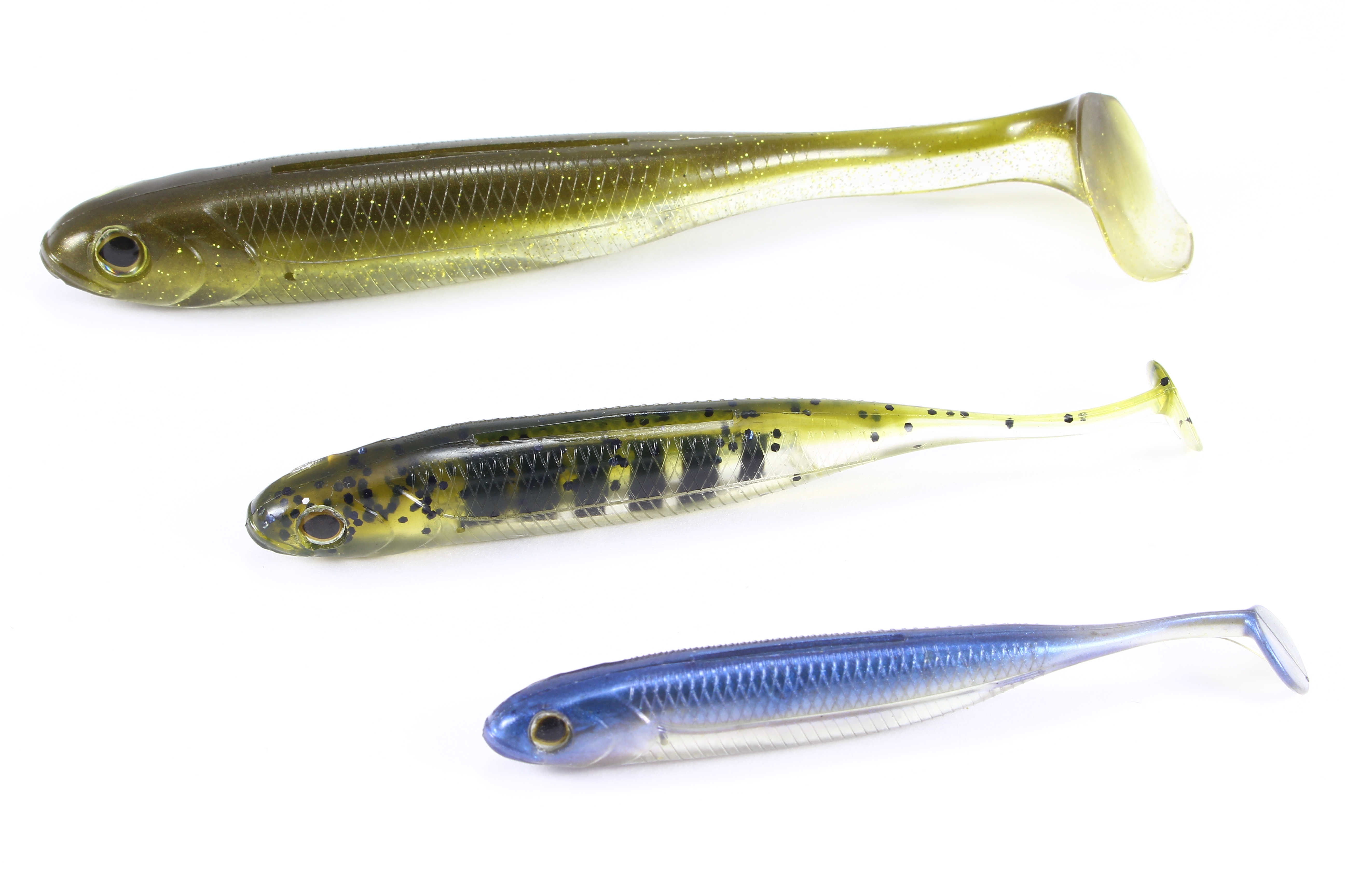 "Fish Arrow Flash-J Shad 3/"" 4/"" 5/"" Premium Gummifische Softbait Japan Tackle"