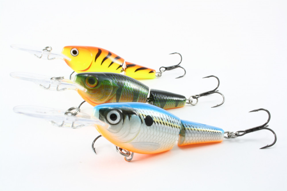 Rapala Jointed Shad Rap 9 cm Wobbler