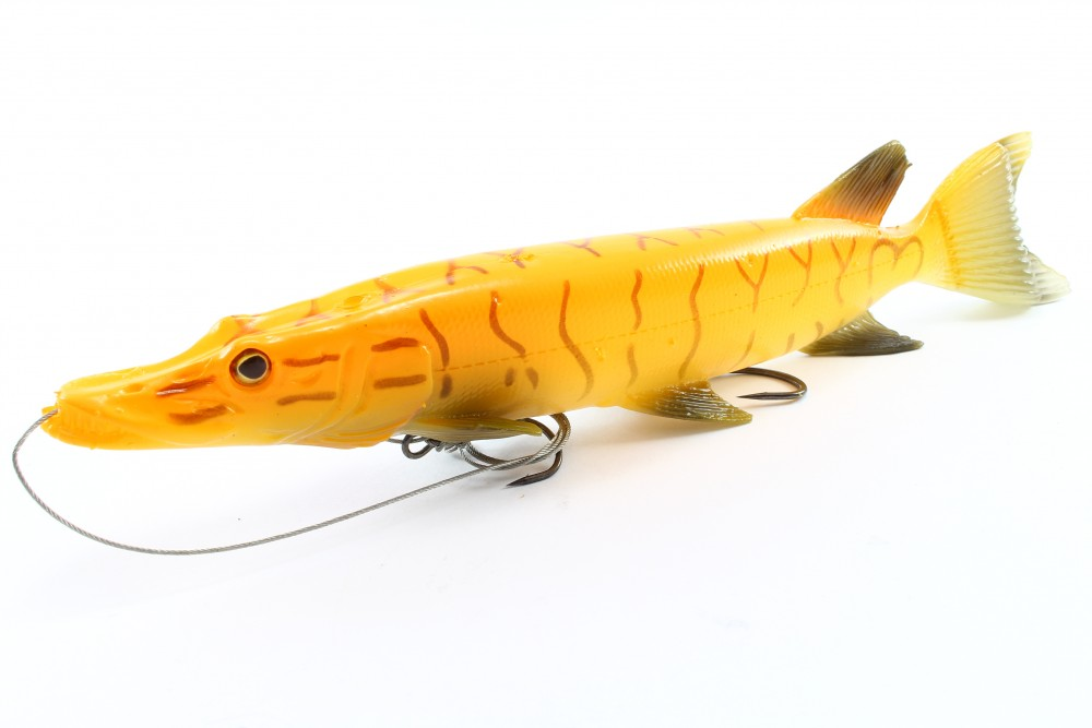 Savage Gear 3D Line Thru Pike 20 cm 30 cm