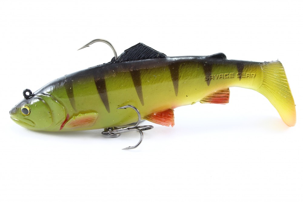 Savage Gear 3D Trout Rattle Shad 12,5 cm