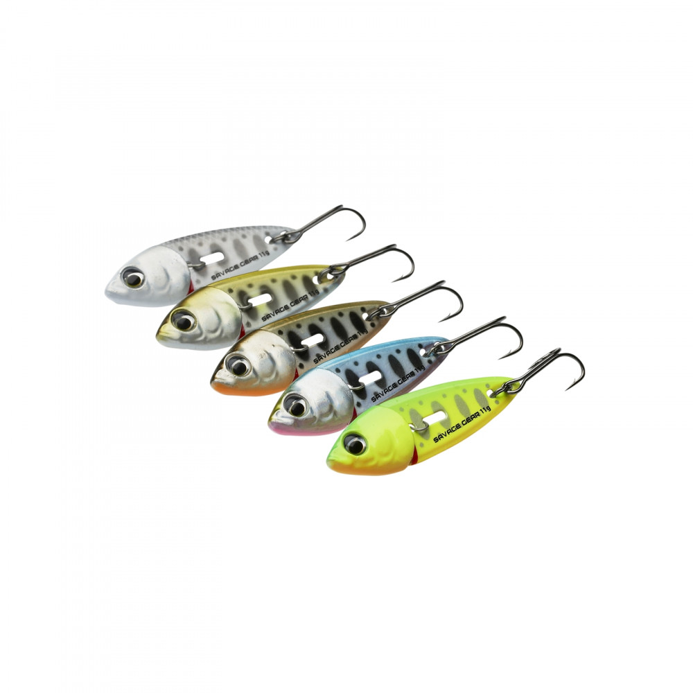 Savage Gear Switch Blade Minnow 3,8 cm 5 cm 6 cm Metallköder