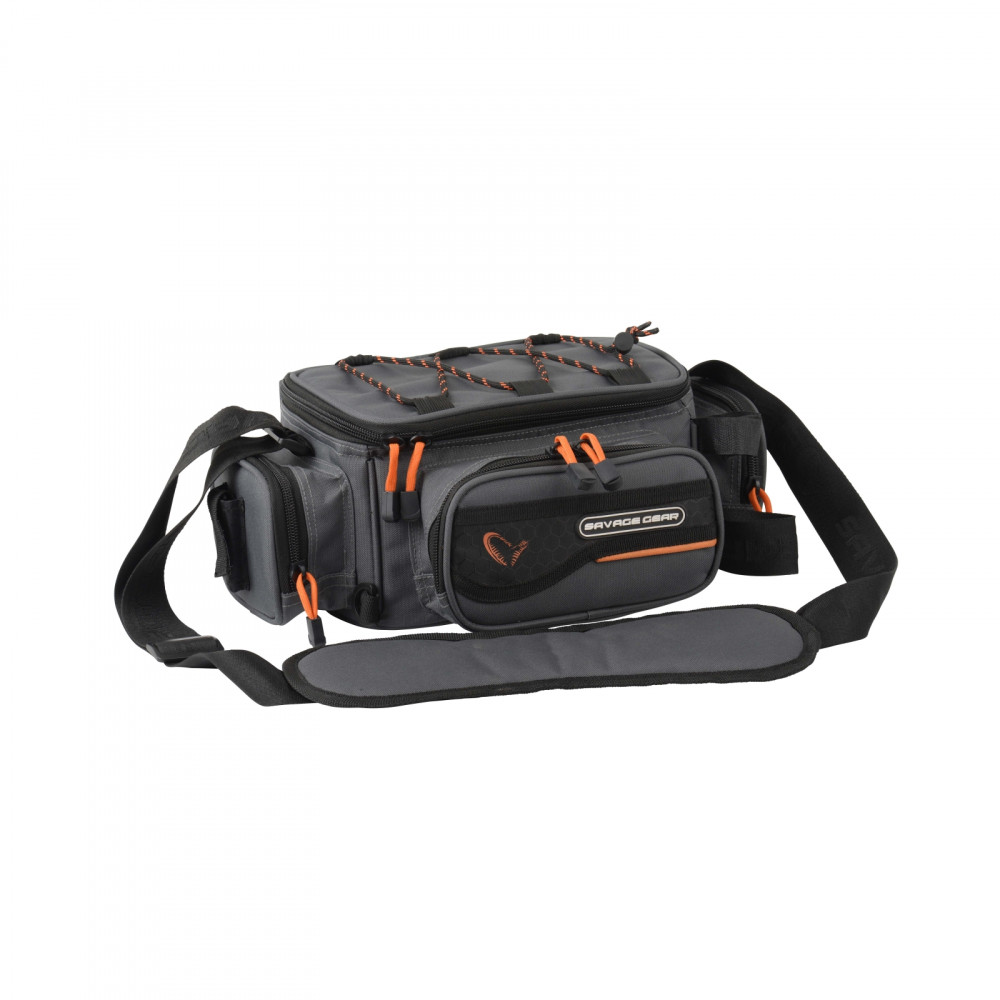 Savage Gear System Box Bag S M L Angeltasche