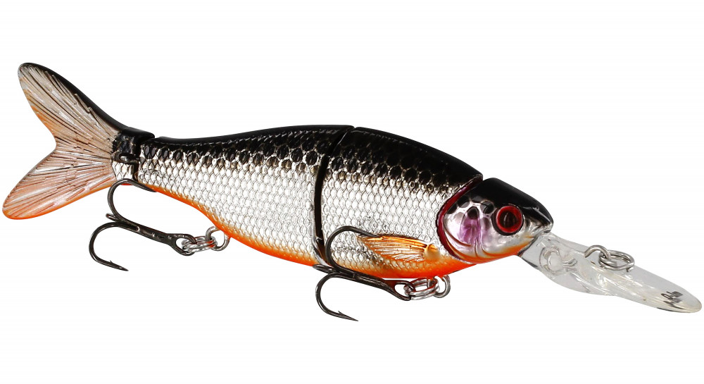 Westin Ricky the Roach 8 cm Swimbait Wobbler
