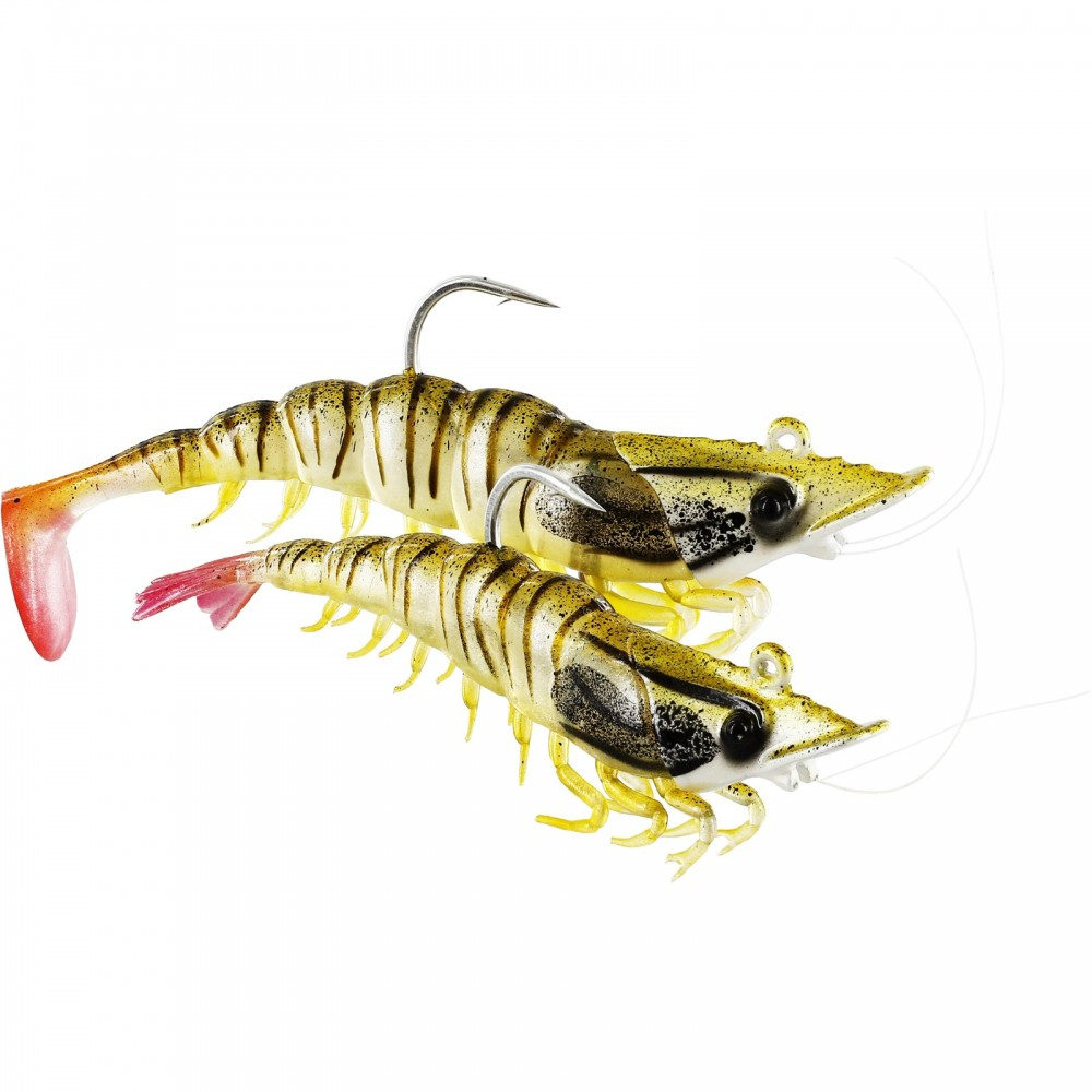 Westin Salty the Shrimp 8 cm 11 cm Jig Garnelen Wobbler Meeresköder Schrimp